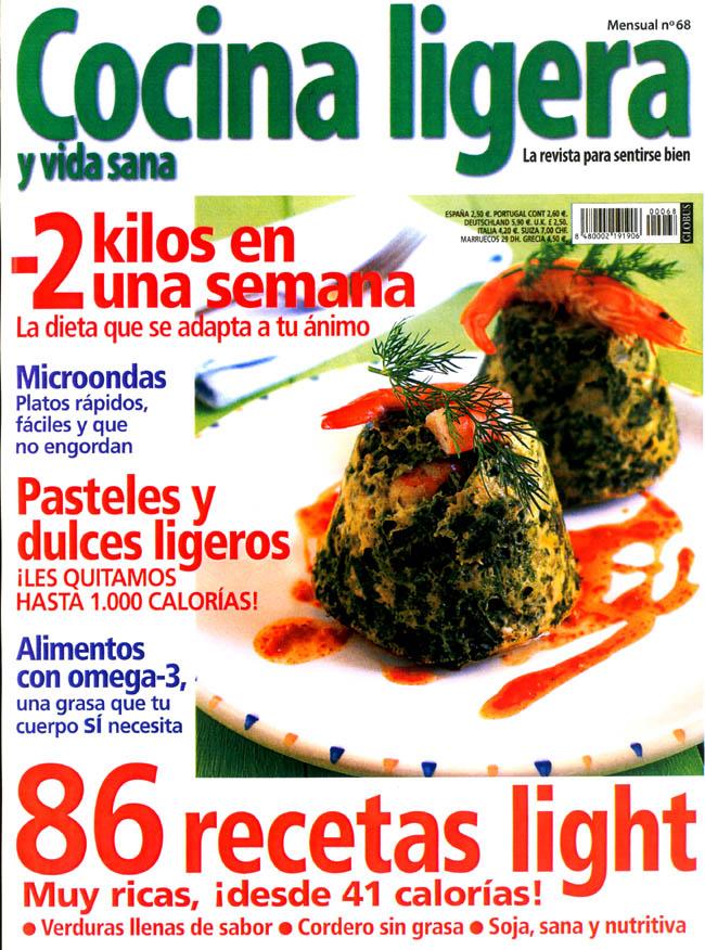 Cocina Light para microondas (Spanish Edition)